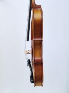 Scott Cao 4/4 Violin Outfit – STV-017E Side View