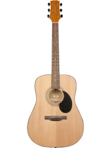 Jasmine Acoustic Guitar S35 Full Front View