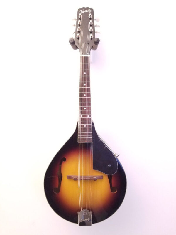 Used Kentucky A-Style Mandolin KM-140 Full Front View