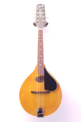 Used Kentucky KM-272 A-Style Mandolin Full Front View