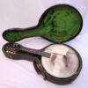 Vintage Gibson Trap Door Banjo Mandolin MB1 In Case