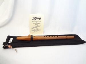 Stellar Basic Flute - Heartwood Cedar Key of A with Bag