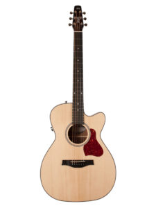 046447 Seagull SWS Guitar Front View