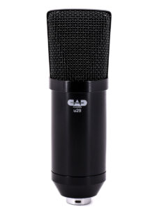 CAD Microphone U29 Front View