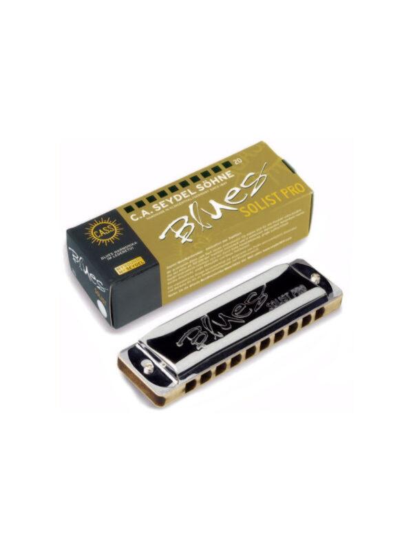 Seydel Solist Pro 10-Hole Diatonic Harmonica