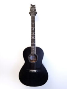 Used Paul Reed Smith Acoustic Electric Guitar SEPE20PSACH Full Front View